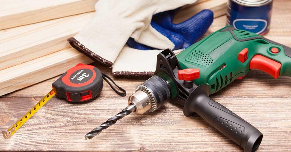 Como aumentar a vida útil de ferramentas elétricas
