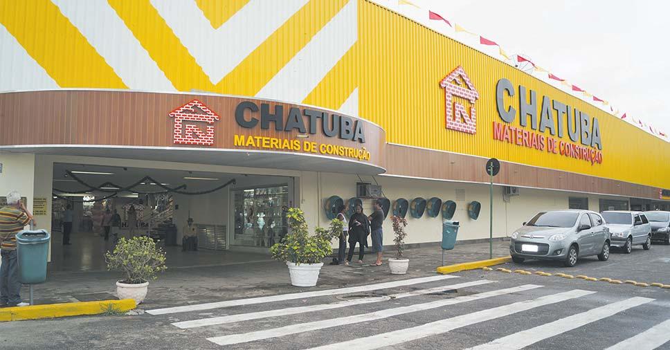 Chatuba é considerada a loja de varejo líder no RJ