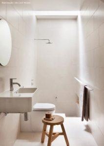 conheça o tipo de porcelanato ideal para banheiro