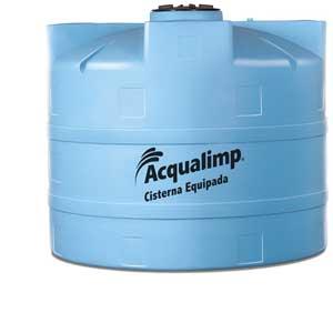 diferenciações entre cisterna e caixa d'água