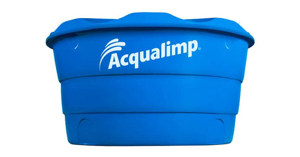 Dupla proteção para caixa d'água: entenda!