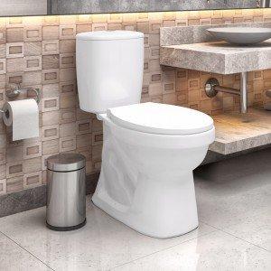 como escolher vaso sanitário de modelo caixa acoplada