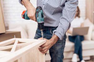 comprar material para fazer móveis