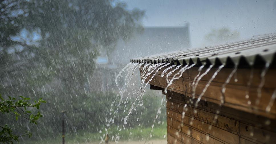 Como manter a casa protegida durante os períodos de chuva?
