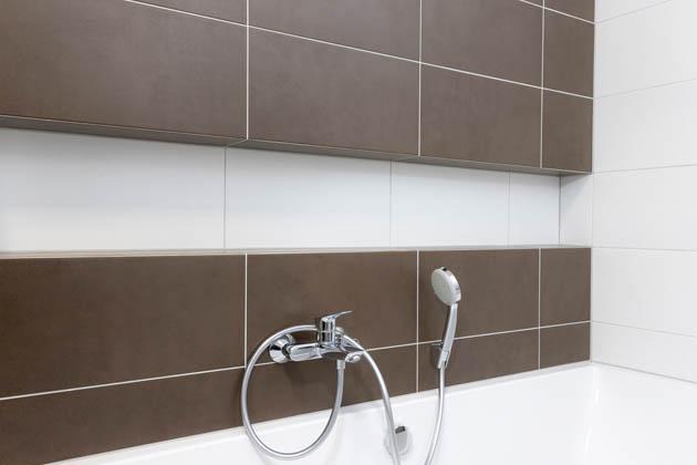 O que é nicho para banheiro: dicas para decoração!