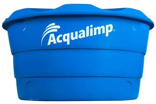 caixa d'água Acqualimp dupla proteção