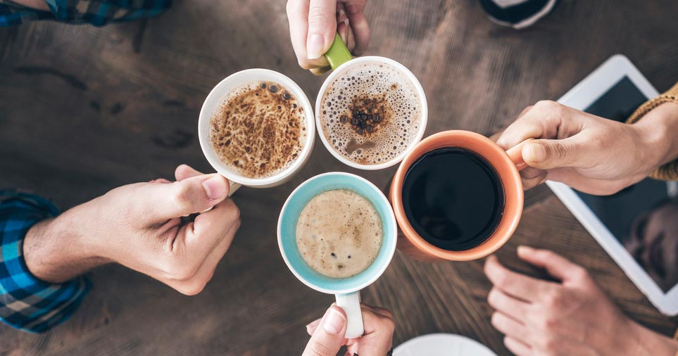 Guia para organizar o coffee break ideal
