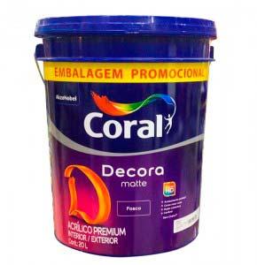Produto certo para aplicar efeito de matte na decoração