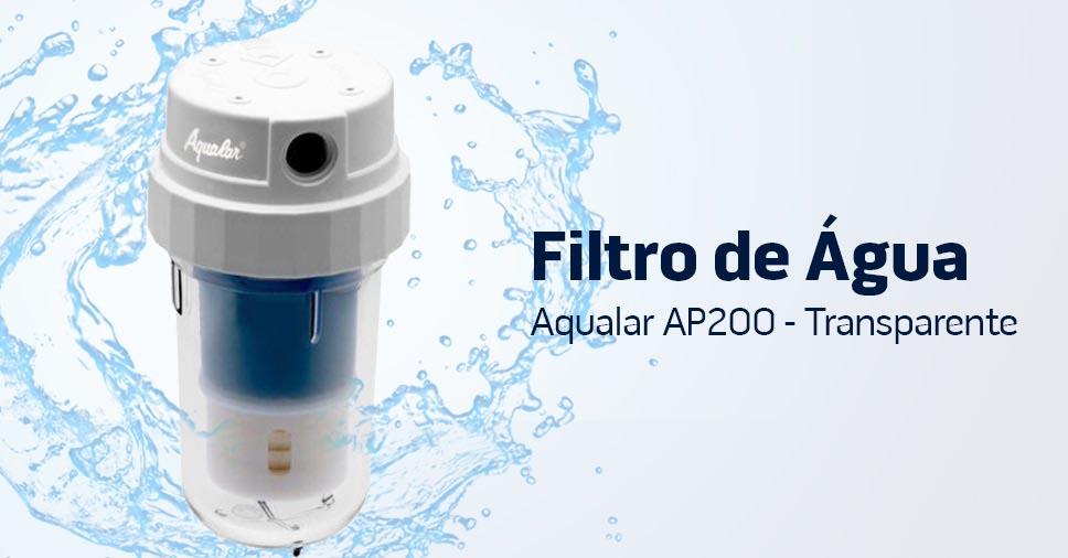 Saiba como instalar filtro de água Aqualar AP200