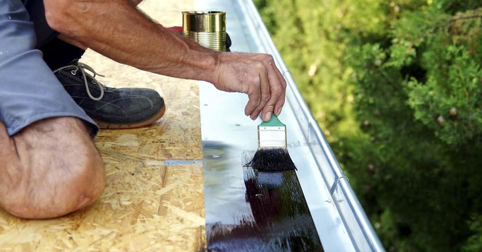 Como fazer impermeabilização para proteger minha casa?
