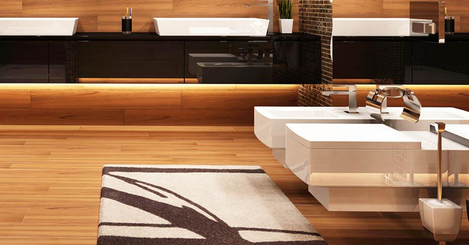 Confira 4 ideias de pisos para reforma de banheiro