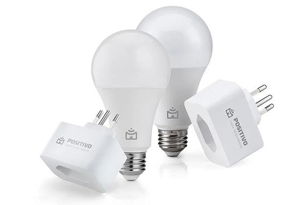 Lâmpadas inteligentes são um dos produtos de baixo toque