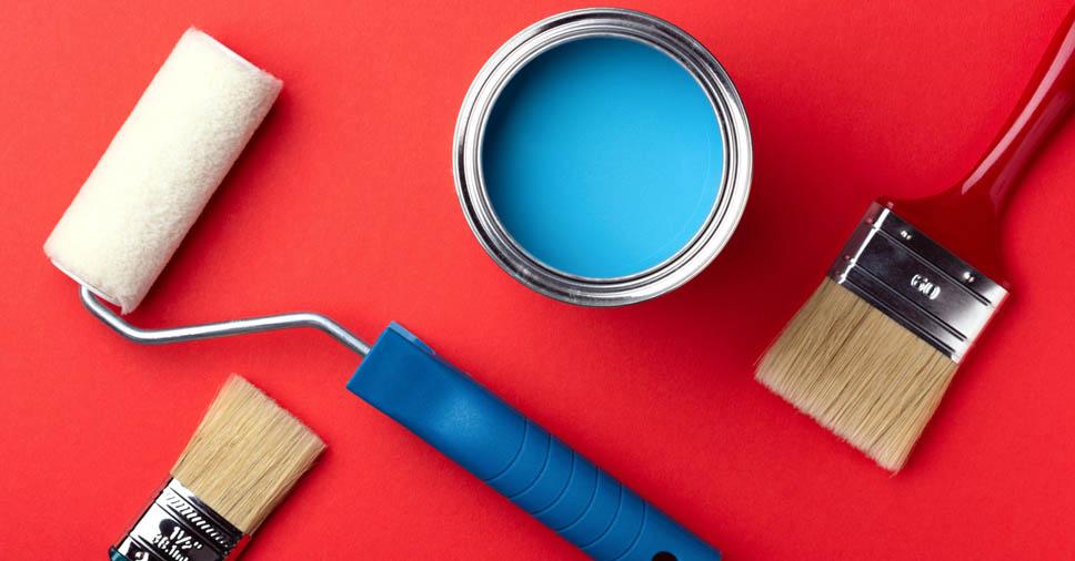 Conheça os tipos de tinta acrílica e como usá-las