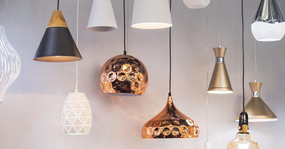 Decoração com luminária: conheça os modelos da Chatuba!