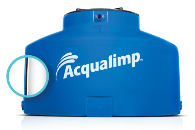 Caixa D'Água 2500 Litros Acqualimp