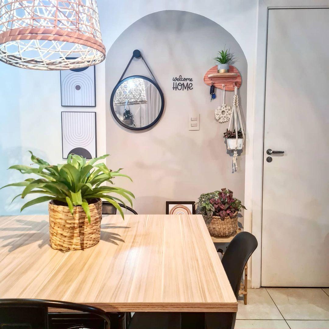 Veja como fazer a pintura geométrica na parede de casa