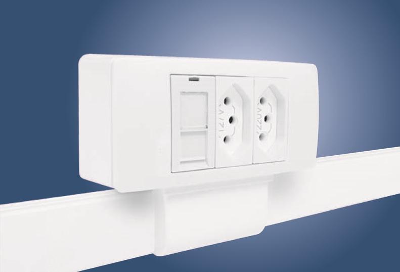 Sistema X: renove a elétrica de forma rápida, econômica e segura